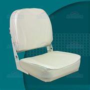 Springfield 1040629 Economy Fold Down Seat - White
