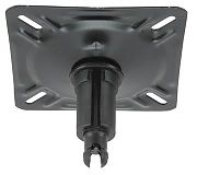 Springfield 1640202 Spring-Lock Seat Mount - Swivel With PPG coating