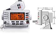 Standard Horizon GX1600 Explorer Class D 25 Watt VHF Radio