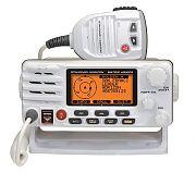 Standard Matrix AIS/GPS White 25W Fixed Mount VHF Radio