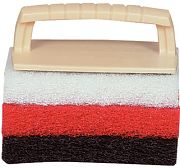 Star Brite 40023 Scrub Pad Kit with Handle