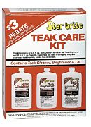 Star Brite 81202 Teak Care Kit Quart