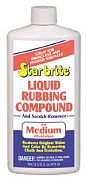 Star Brite 81316 Liquid Rubbing Compound 16oz
