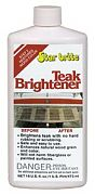 Star Brite 81516 Teak Brightener 16oz