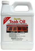 Star Brite 81600 Teak Oil 1 Gallon