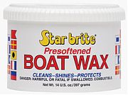 Star Brite 82314 Boat Wax Presoftened 14oz Paste