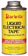 Star Brite 84134 Liquid Electric Tape 32 oz Black