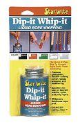 Star Brite 84907 Dip It Whip It 4 oz Clear