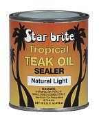 Star Brite 87916 Tropical Teak Oit-Sealer 16oz