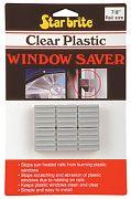 "Star Brite 88578 Clear Plastic Window Saver 7/8"""