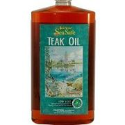 Star Brite 89751 Sea Safe Premium Golden Teak Oil Quart