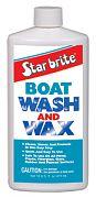 Star Brite 89816 Boat Wash & Wax 16oz