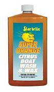 Star Brite 94632 Super Orange Boat Wash & Wax 32oz