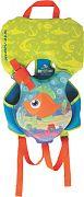 Stearns 2000023528 PFD Hydro Infant Fish Blu/Grn