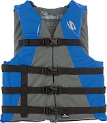 Stearns 3000001715 Classic Adult Nylon Blue Oversize