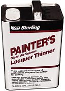 Sterling 104004 Lacquer Thinner Quart
