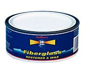 Sudbury 410 Fiberglass Restorer & Wax 11oz Paste Can
