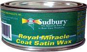 Sudbury 590-10 Miraclecoat Satin Wax 10 Oz