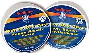 Sudbury 621 Epoxy Repair Putty & Hardener 6oz