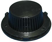 T&H Marine AFM1DP Aerator Filter with Mount - Molded
