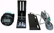 "T&H Marine FAGK1SSDP ATLAS Digital Gauge Kit - Fits 4"" & 8"" Models - Stainless Steel Face"