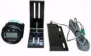 "T&H Marine FAGK2SSDP ATLAS Digital Gauge Kit - Fits 6"" - 10"" & 12"" Models - Stainless Steel Face"