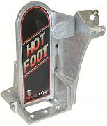 T&H Marine HF1CT Hot Foot Pro - Top Load Foot Throttle for Honda, Yamaha & Chrysler