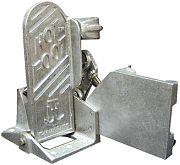 T&H Marine HF1DP Universal Hot Foot Foot Throttle