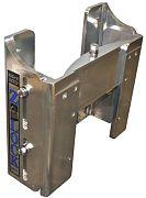 "T&H Marine JPZ8DP Z-Lock Manual Jack Plate - 8"" Setback"