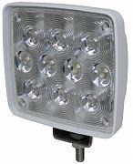T&H Marine LED51888DP Spreader Light - 10 LEDs - White Housing