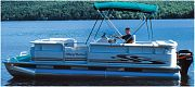 "Taylor Made 1"" Suare Tube Bimini Top for 102"" Width"