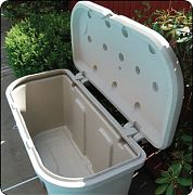 Taylor Made 123650 Stow N´ Go Poly Dock Box - White