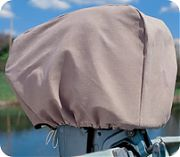 """Taylor Made 25"""" x 17"""" x 25"""" Outboard Motor Cover"""