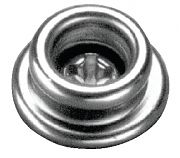 Taylor Made 404 Snap Male Fastener on Machine Screw with Nut (4 sets)