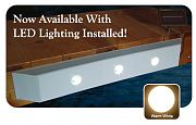 Taylor Made 46011LED Dock Cushion with  Wired Solar LED