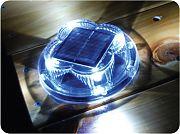 Taylor Made 46109 Taylorbrite LED Solar Dock Light