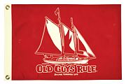 Taylor Made 5634 OGR Sail Through Life 12X18 Nylon Flag