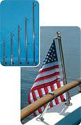 "Taylor Made 902 SS Flag Pole Kit 18"""