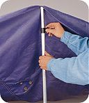Taylor Made Adjustable Boat Cover Support Pole