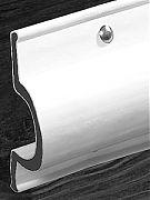 Taylor Made C-Shape Gard White 10´ Coil