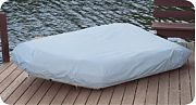 """Taylor Made Dinghy Cover 11´5"""" to 12´4"""" Length 66"""" Max Beam"""