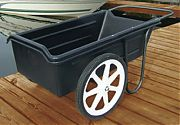 Taylor Made Dock Cart with Solid Tires