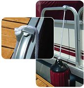 Taylor Made Fender Adjuster Pontoon Rails