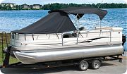 Taylor Made Pontoon Playpen Shade for 22´ to 24´ Boats