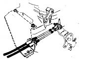 Teleflex 036680 Clutch & Throttle Kit