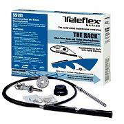 Teleflex Back Mount Rack Package 10´