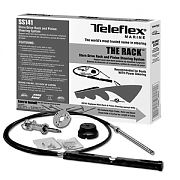 Teleflex Back Mount Rack Package 16´