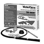 Teleflex Back Mount Rack Package 17´
