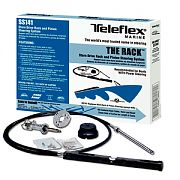 Teleflex Back Mount Rack Package 20´