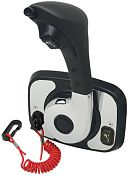 Teleflex CH1750P Side Mount Control Without Trim